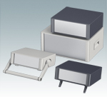 Metcase instrument enclosures